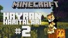 Minecraft: Hayran Haritaları - Bölüm 2 - YİNE Mİ LAN