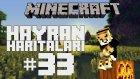 Minecraft: Hayran Haritaları - Bölüm 33 - KAZMA TEAM