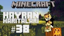 Minecraft: Hayran Haritaları - Bölüm 38 - HARİTA İÇİNDE HARİTA!