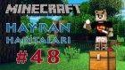 Minecraft: Hayran Haritaları - Bölüm 48 - PARKUR KAZMASI #1