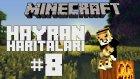 Minecraft: Hayran Haritaları - Bölüm 8 - TROLL MAP 2