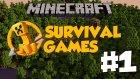 Minecraft: Hunger Games - Bölüm 1 - Kazanamadık :'(