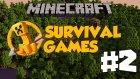 Minecraft: Hunger Games - Bölüm 2 - Yine Kazanamadık :'(