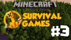 Minecraft: Hunger Games - Bölüm 3 - BERABERE?!