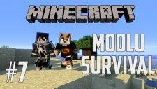 Minecraft: Modlu Survival - Bölüm 7 - Ev Çalışmaları