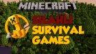 Minecraft - Silahlı Hunger Games - ÖLDÜRÜN LAN BENİ!
