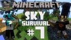 Minecraft: Sky Survival - Bölüm 7 - Gereksiz Uğraşlar