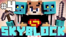 Minecraft: Skyblock - Bölüm 4 - XP TARLASI!