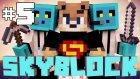 Minecraft: Skyblock - Bölüm 5 - MARKEETT!!