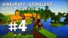 Minecraft: Stoneless World Survival - Bölüm 4