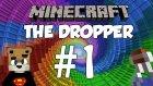 Minecraft: The Dropper - Bölüm 1 - LANET OLSUN SÜPERİM!