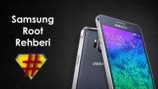 Samsung Root Nasıl Yapılır ?
