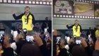 Ahmet Parlak Fenerbahçeli taraftarları coşturdu