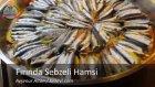 Fırında Sebzeli Hamsi / Ayşenur Altan Yemek Tarifleri