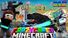 Yarı İnsan Yarı Robot! (Cyborg) - Türkçe Minecraft Crazy Craft : Bölüm 10