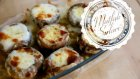 Fırında Kaşarlı Mantar - Mutfak Sırları