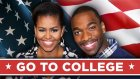 First Lady Michelle Obama'dan Rapçileri Kıskandıracak Performans!
