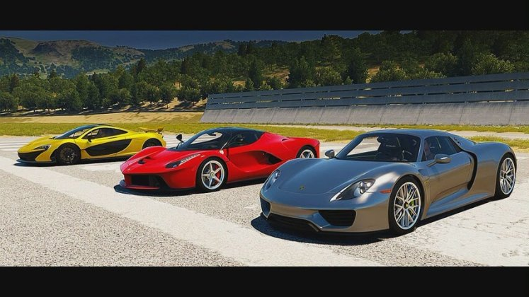 porsche carrera gt vs porsche 918 spyder top speed. Black Bedroom Furniture Sets. Home Design Ideas