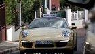 Porsche ile Direksiyon Sınavına Çıkan Sürücü Adayları