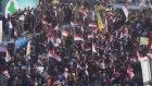 Iraklıların Türk Bayrağını Yakması