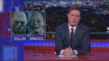 Stephen Colbert, Gollum Davasında Erdoğan'ı Tiye Aldı