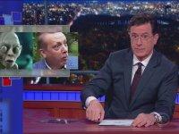 Stephen Colbert, Gollum Davasında Erdoğan'ı Tiye Alması