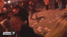 Adana'daki Kebap ve Şalgam Festivalini Pompalı Tüfekle Basmak
