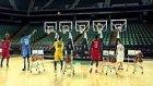 Potaya Basket Atarak Jingle Bells Melodisini Çalmak