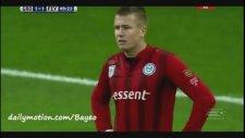 Feyenoord'a 1 puanı Kuyt getirdi!