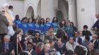 California Müslümanları şiddete karşı toplandı