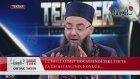 Cübbeli Ahmet Hoca - Dini Anlamada Akıl Mı Nakil Mi Önceliklidir?