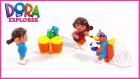 Dora The ExplorerYeni Oyuncak Setleri Müzisyen Dora ve Futbolcu Dora Oyuncakları