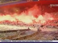 Fenerbahçe - Parma Maçı Öncesi (1998)