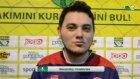 Kıranköy Spor / Erdoğdular Geri Dönüşüm / Maçın Röportajı / Kocaeli