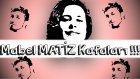 Aslı İnandık - Mabel Matiz Kafalari