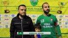 Ersevinç Keleş - Doğa Spor Maç Sonu Röportaj - İzmir