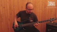 Bas Gitar Dersi - Kursu Bölüm 2: Bas Gitara Giriş / Bas Gitarda Sol El Teknikleri