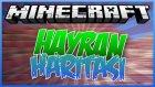 Minecraft | MC Hayran Haritası /hasandalyan Ülen Bune !!!