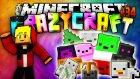 Yeni Efsane PETLER! (Evcil Hayvanlar) | Türkçe Minecraft Crazy Craft | Bölüm 34
