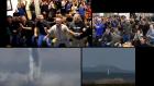 400 Bilim İnsanının Tarihi Roket Fırlatışına Verdiği Tepki