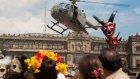 James Bond Spectre'deki Helikopter Sahnesi Böyle Çekildi