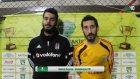 Nargilespor FK maç sonrası röportaj Hakan Doyran -  Cris Şirinoğlu