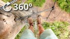 75 Metrelik Bir Ağaca Tırmanış ve Eşsiz Manzara Deneyimi
