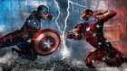 Captain America: Civil War'dan Yeni Fragman