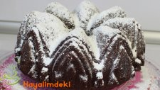 Çikolatalı ve Hindistan Cevizli Kek Tarifi