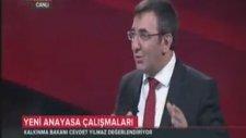 Kalkınma Bakanı Cevdet Yılmaz, TRT HABER'e canlı yayın konuğu oldu.