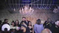 Milwaukee Bucks oyuncuları striptiz kulübünde!