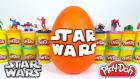Star Wars Dev Sürpriz Yumurta | Karlar Ülkesi Yenilmezler ve Star Wars Sürpriz Yumurtaları