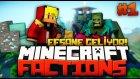 Türkçe Minecraft - Factions (Savaş Krallığı) -  EFSANE GELİYOR! - Bölüm 1