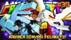Karınca Dünyası Felaketi! (The King ve Queen) | Minecraft Crazy Craft | Bölüm 39